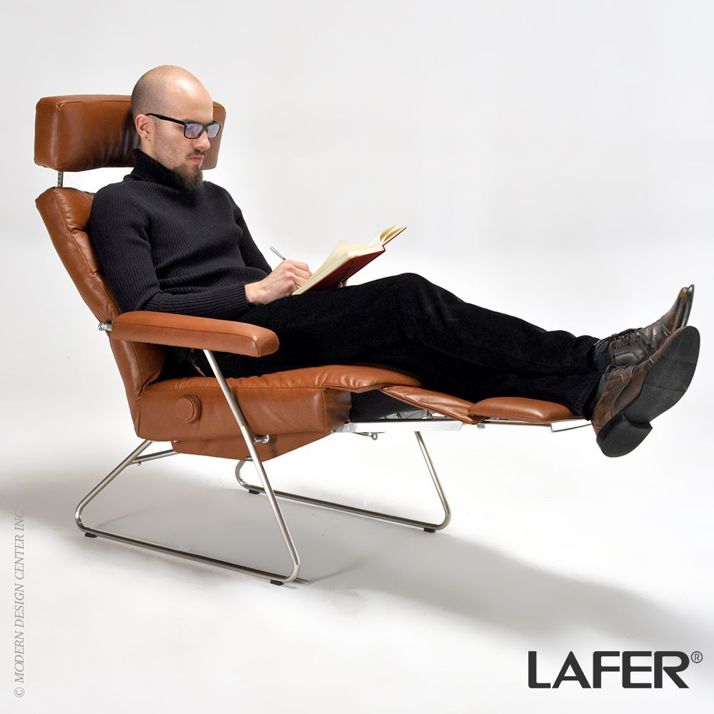 lafer adele recliner by percival lafer prlog
