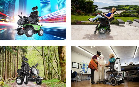 Invacare new four products