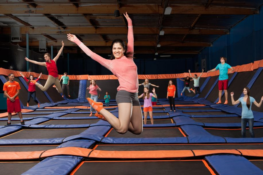 Sky Zone Trampoline Park Welcomes Tallahassee Residents To