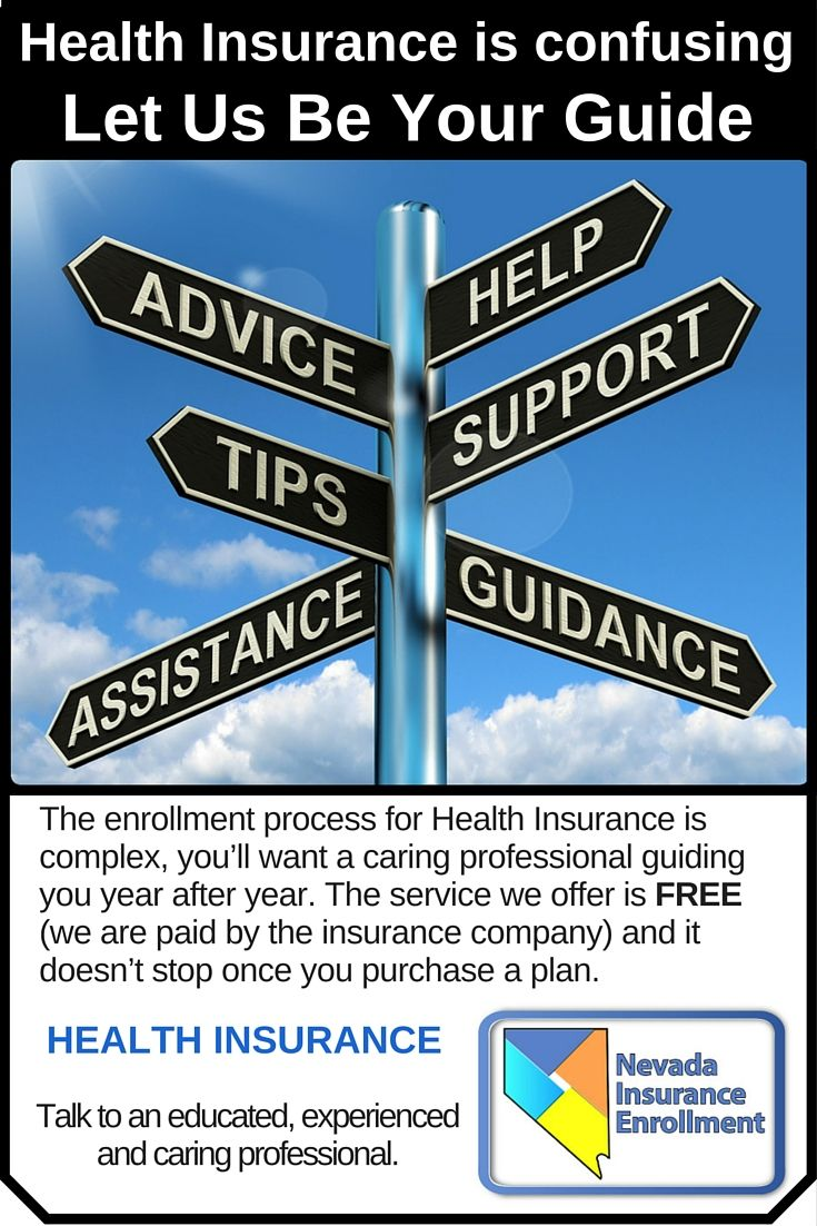 Health Insurance is confusing...let us guide you