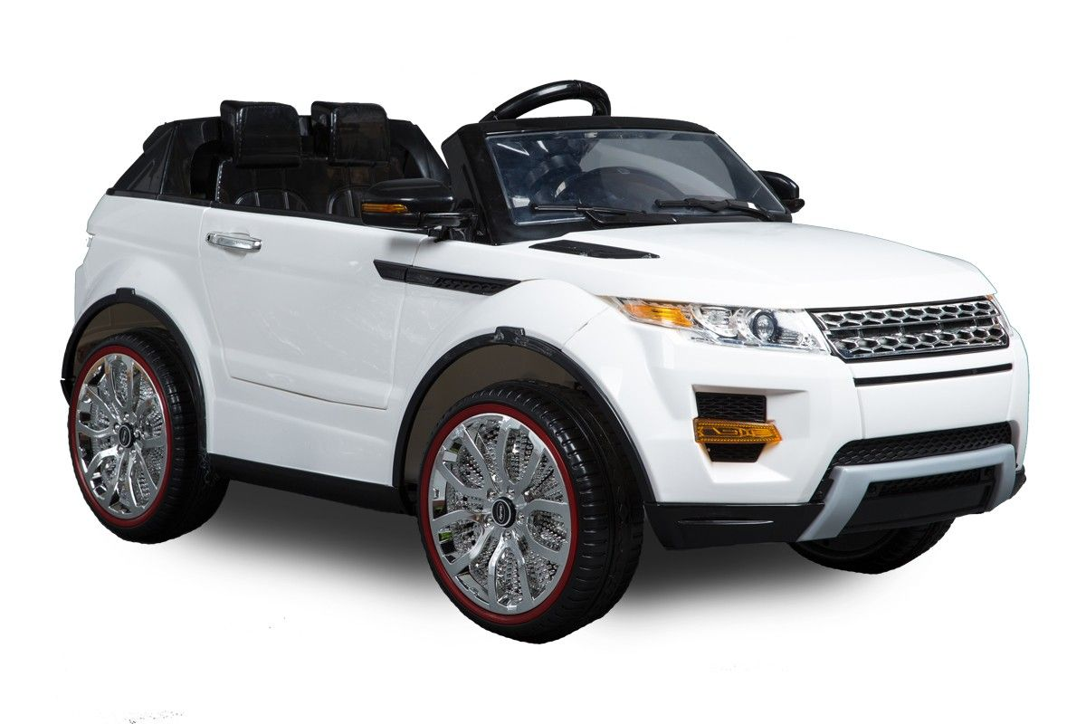 Range Rover 4×4 2 Seater Kids' Electric Ride On Car £199 ...