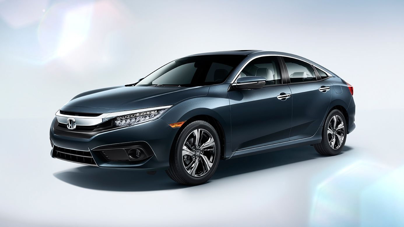 the 2016 honda civic boasts a stunning redesign tracy honda prlog. Black Bedroom Furniture Sets. Home Design Ideas