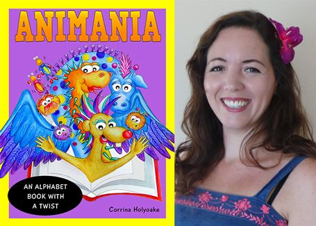 """Indie author Corrina Holyoake enters """"Animania"""" in The Gittle List Contest"""
