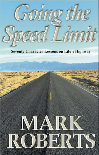 Going the Speed Limit Book