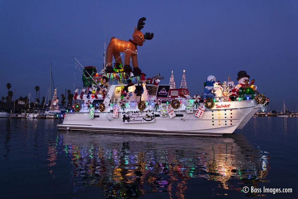 Parade Of Lights Channel Islands Harbor