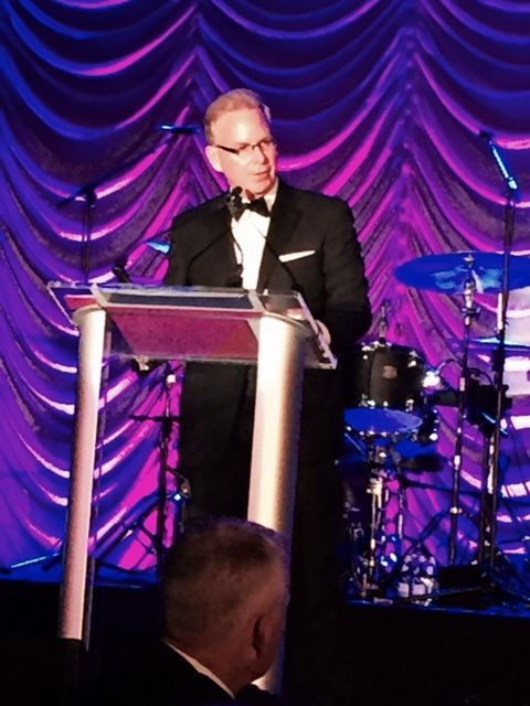 Brian Chase - CAOC Awards Dinner