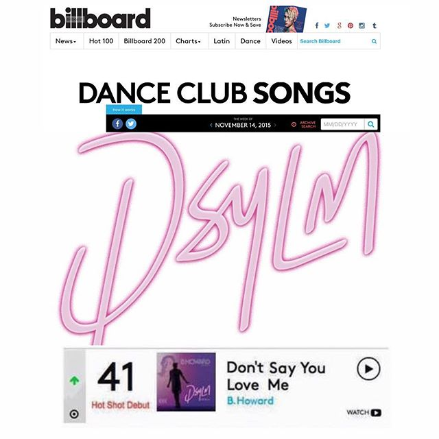 DSYLM (Don't Say You Love Me) is #5 Breakout for D