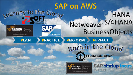 SAP on AWS Deployment, Migration, Hosting