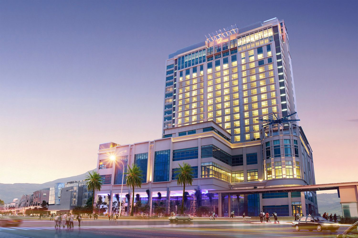 Hotel Exterior: HotelREZ Continues Asia Expansion With Signing Of New