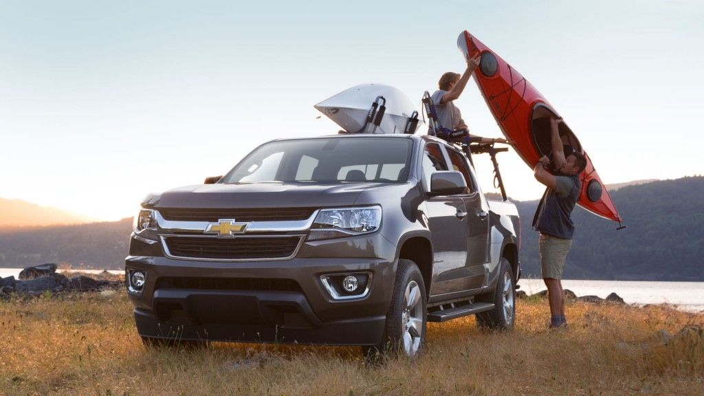 A Number Of 2016 Chevrolet Models Hit The Lot At Andy Mohr