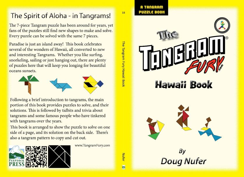 Tangram Fury Hawaii Book