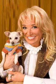 Tanya Tucker and her Chihuahua on Animal Radio
