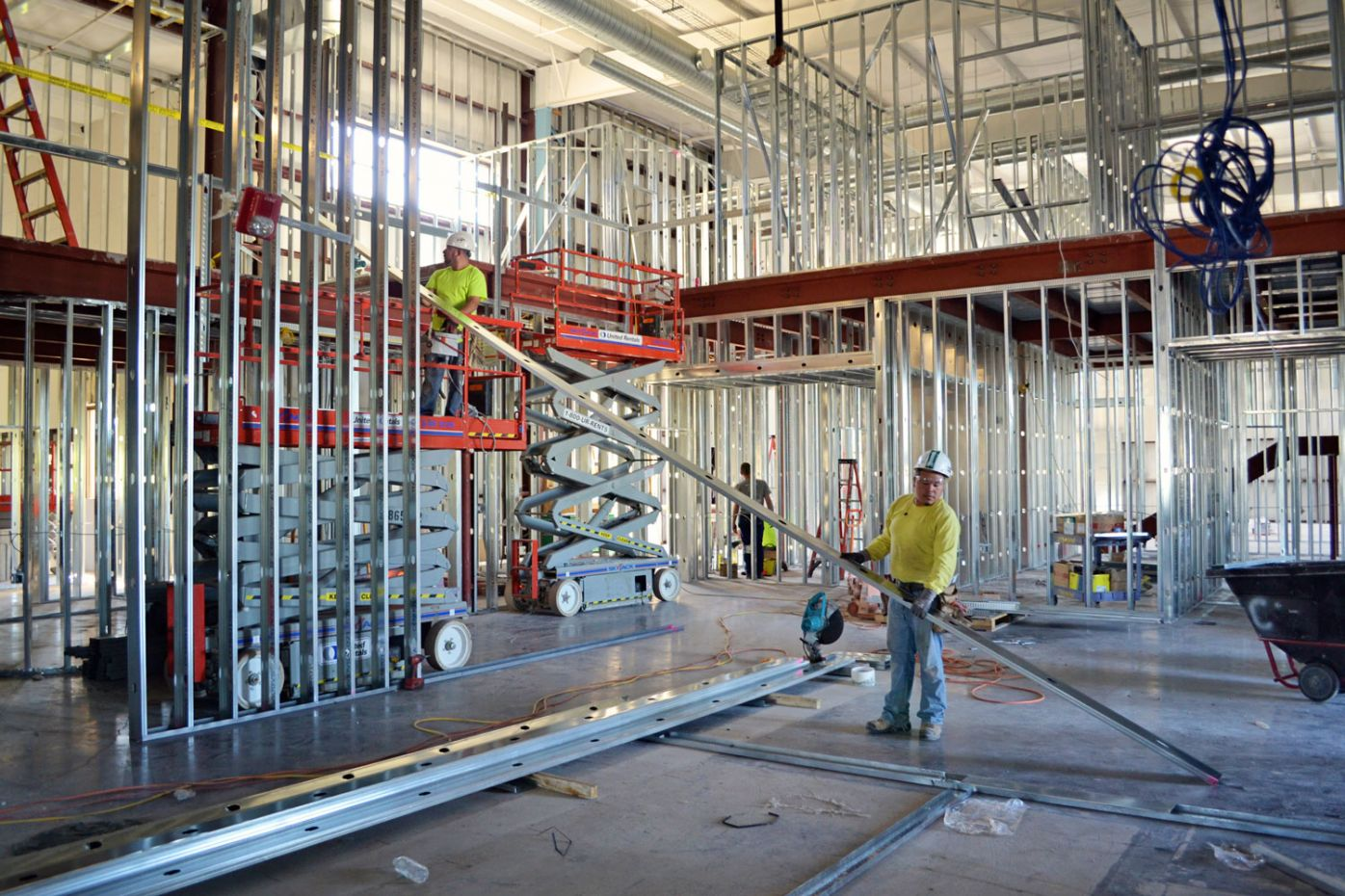 3 Areas Of Focus For Interior Commercial Construction Construction Designworks Prlog