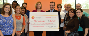 Momcology Check Presentation