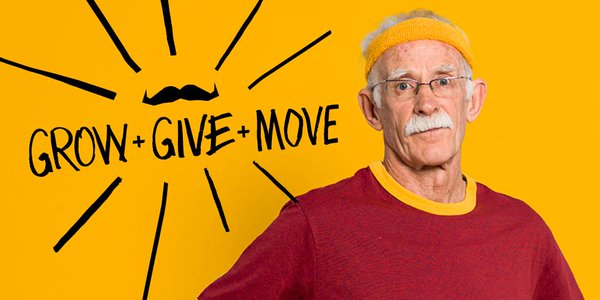 Celebrate #Movember with HDPT