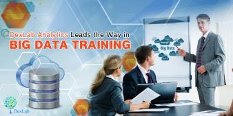 DexLab Analytics Leads the Way in Big Data Training
