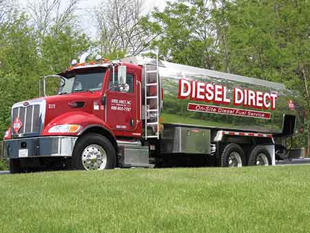 Diesel Direct Mobile Fueling