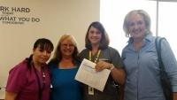 Catie Heil Scholarship Award Winner, Jennifer Maddox