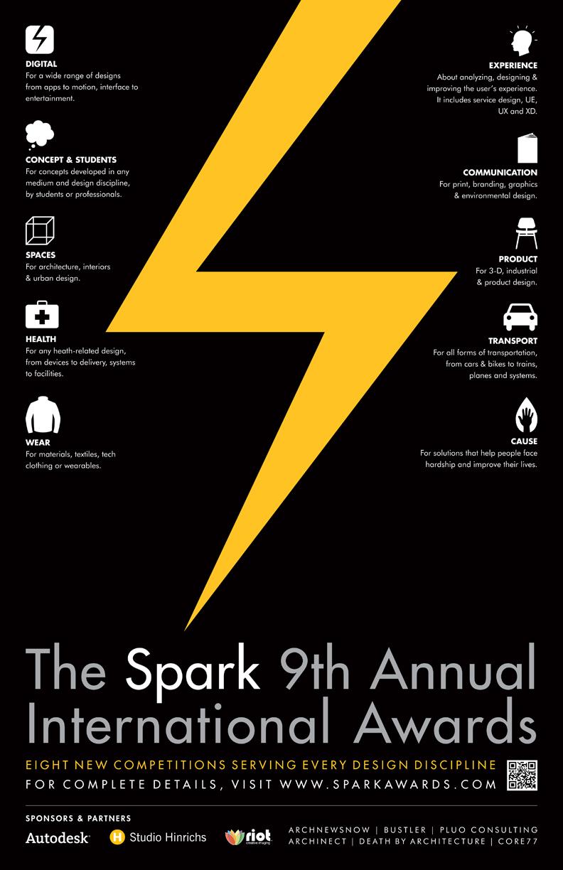 9th Annual Spark Awards