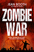 Zombie War by Jean Booth