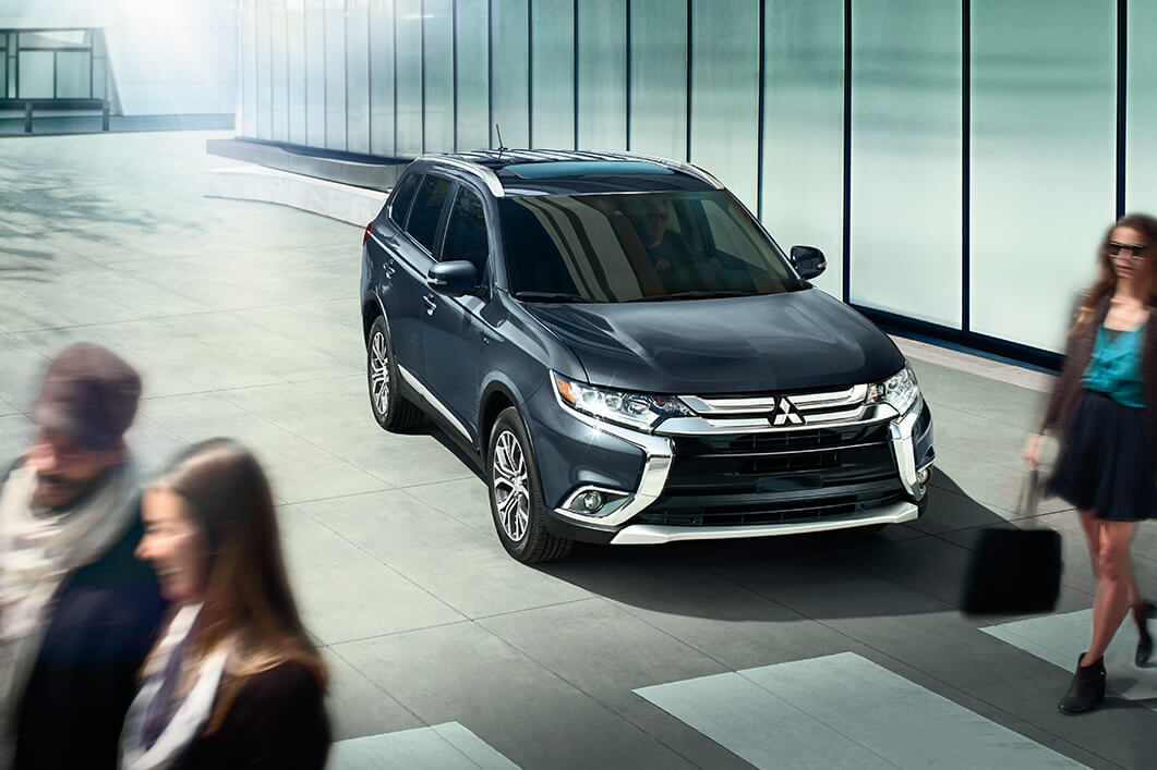 the 2016 mitsubishi outlander has arrived at andy mohr mitsubishi in fishers in andy mohr. Black Bedroom Furniture Sets. Home Design Ideas