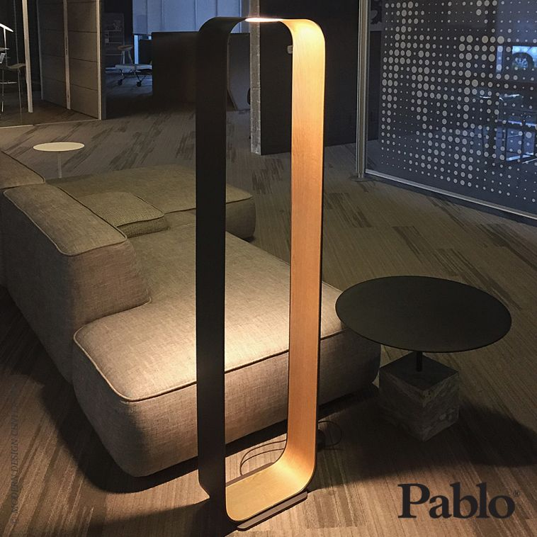 Contour Floor Lamp Designed By Pablo Studio For Pablo