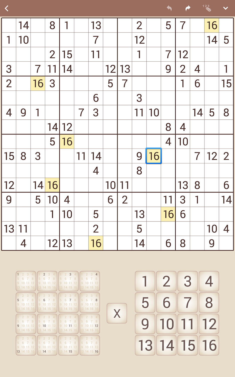 Conceptis Sudoku: 6 Addictive Sudoku Variations for Your Android ...