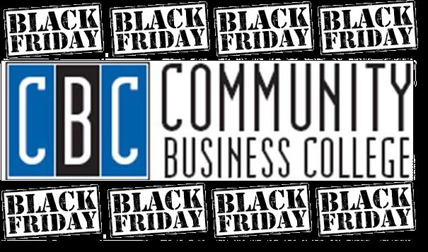 Community_Business_College_Black_Friday