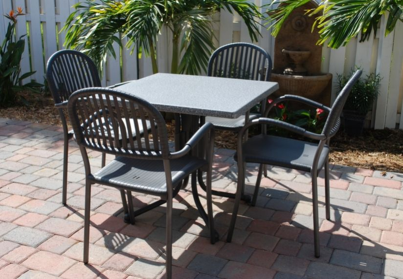 Outdoor Patio Furniture Showroom Features Omega Sunloungers Tropic Patio