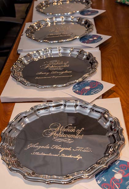 St. Louis Women of Achievement's awards given annually to 10 honorees
