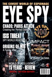 Eye Spy Intelligence Magazine