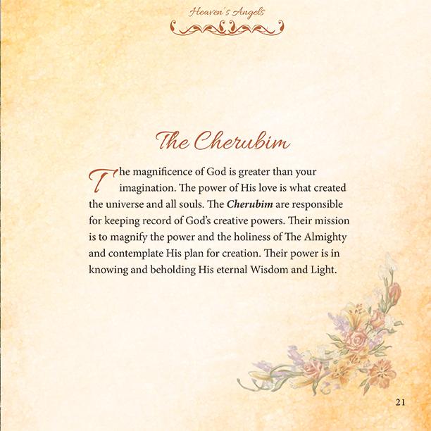 The Cherubim--Angels