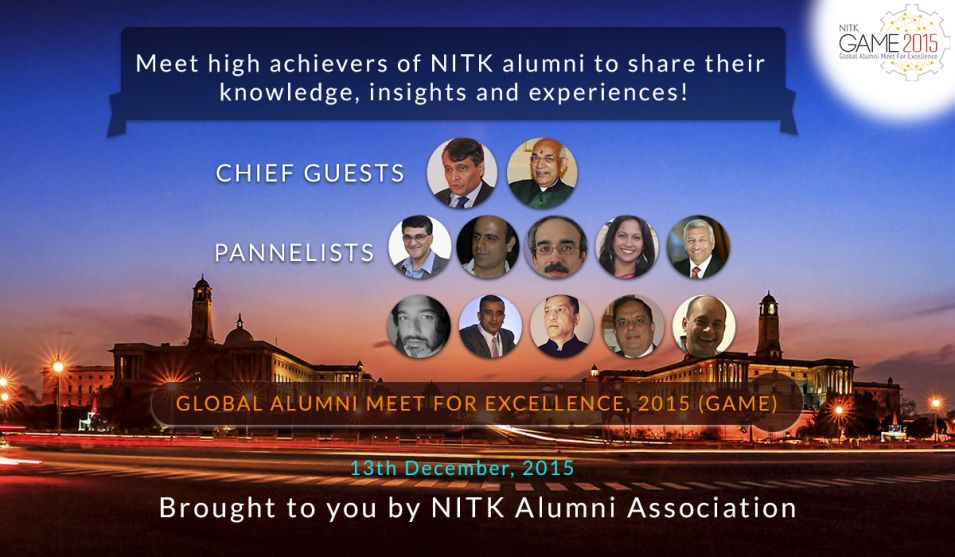 nitk global alumni meet 2015