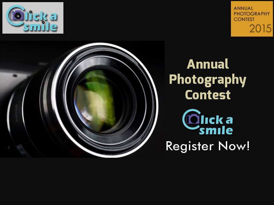 Click a smile contest