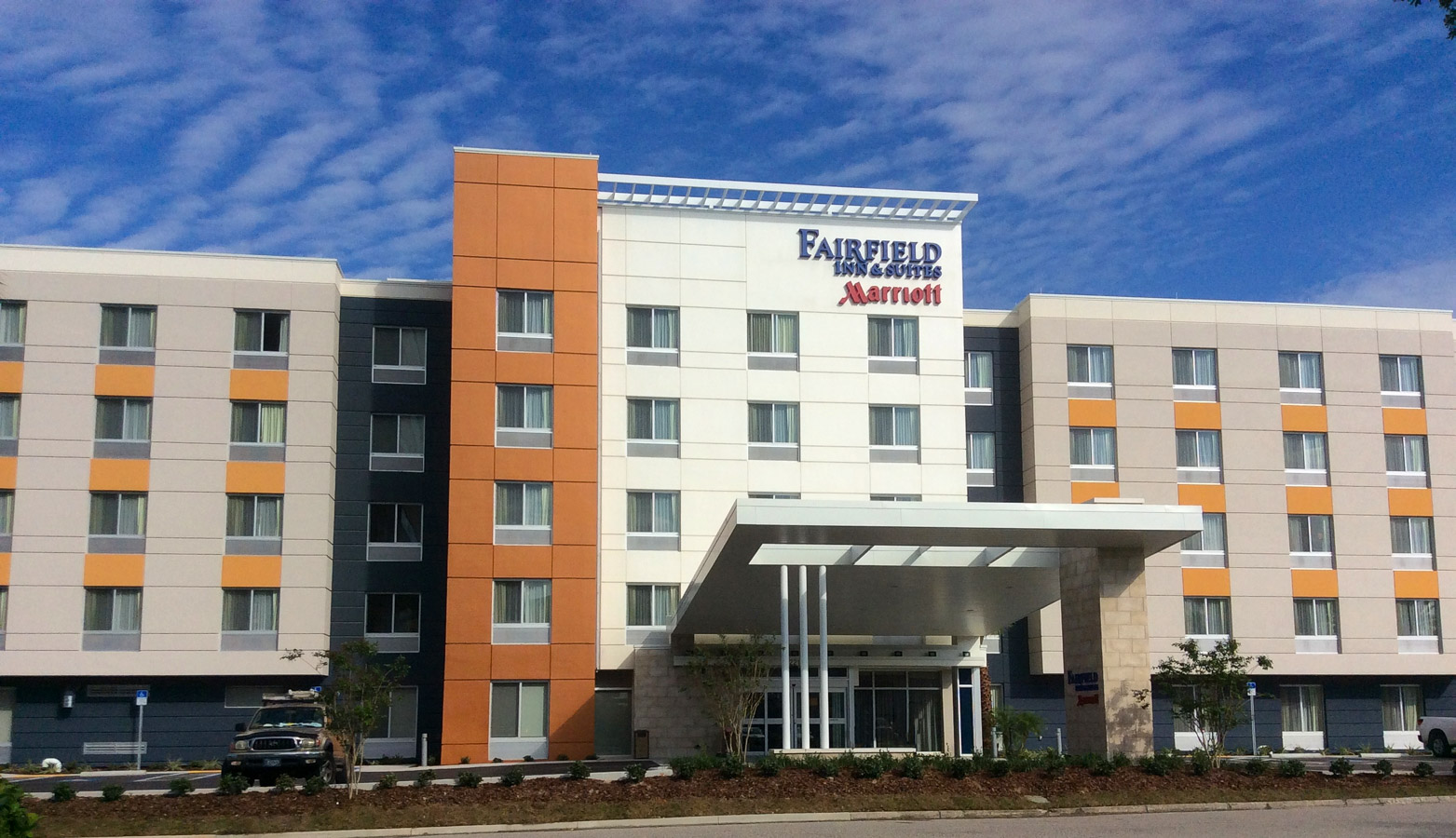 Fairfield Inn and Suites Tampa Westshore/Airport