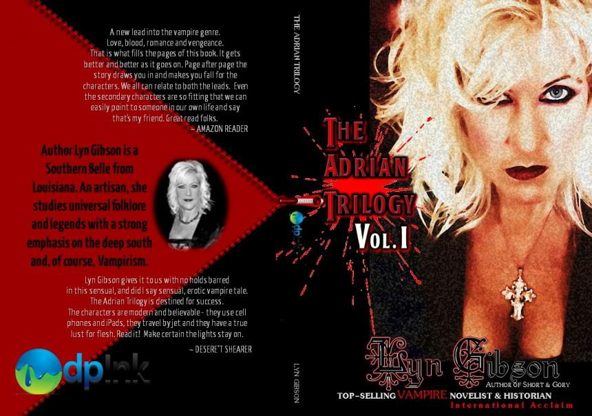 The Adrian Trilogy - Volume II, by Lyn Gibson