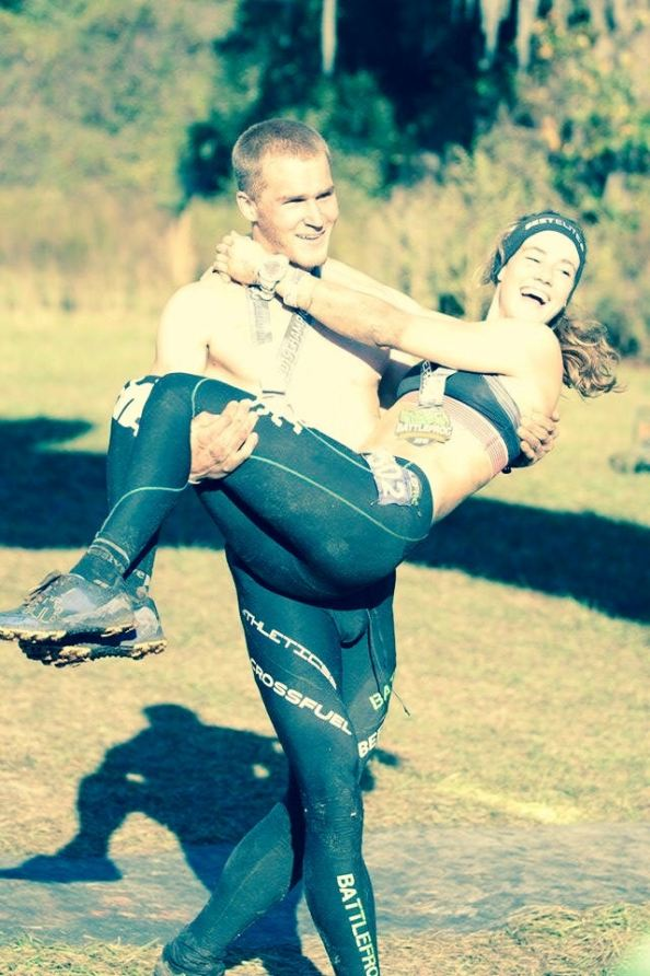 OCR Dream Couple Atkins and Webster Win BattleFrog Open