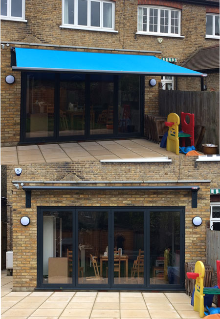 Deans Have Installed Cassita Patio Awning On Special