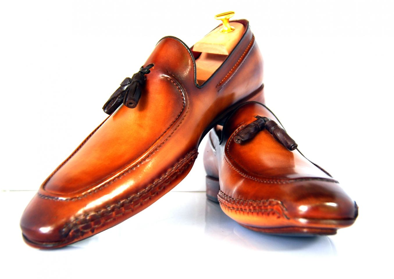 Handmade Italian Leather Mens Shoes