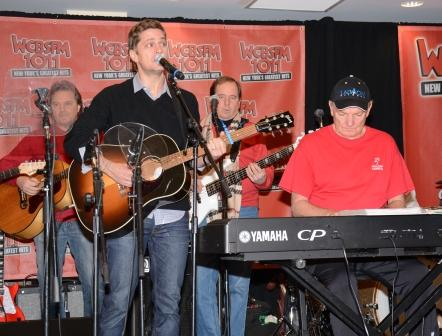 Recording artist Rob Thomas performs at last year's benefit for Blythedale
