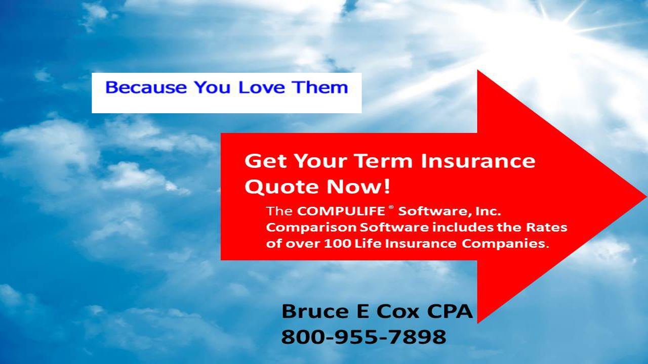 Get Term Insurance Quotes Now