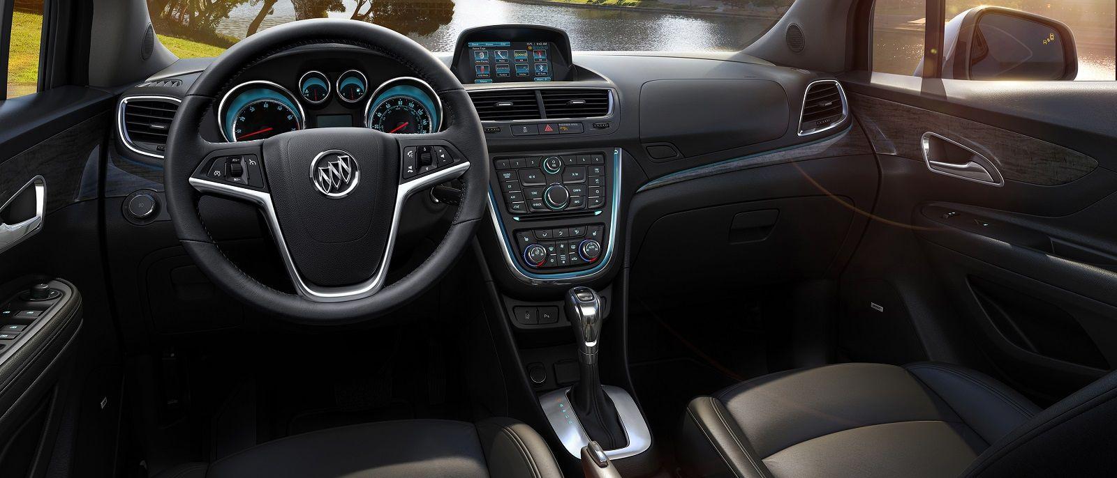 2016 Buick Encore Interior