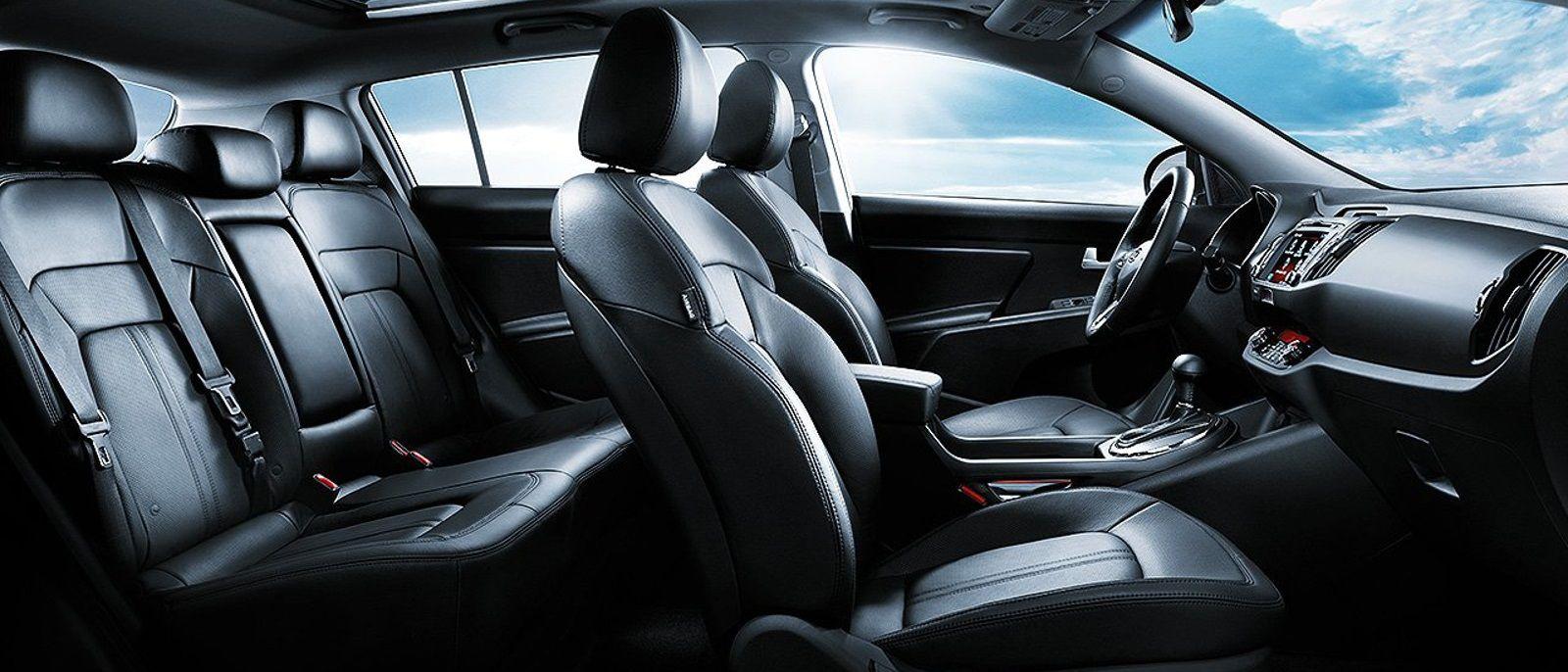 2016 Kia Sportage Interior