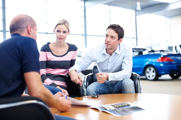 Considerations when getting an auto loan