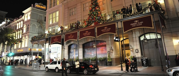 Crown Astor Hotel New Orleans