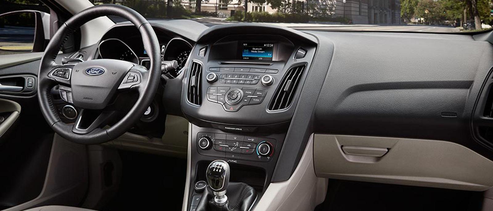 2016 Ford Focus Interior
