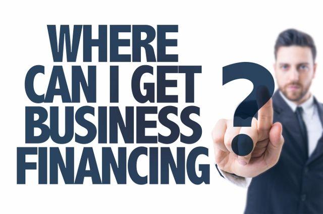 machine financing