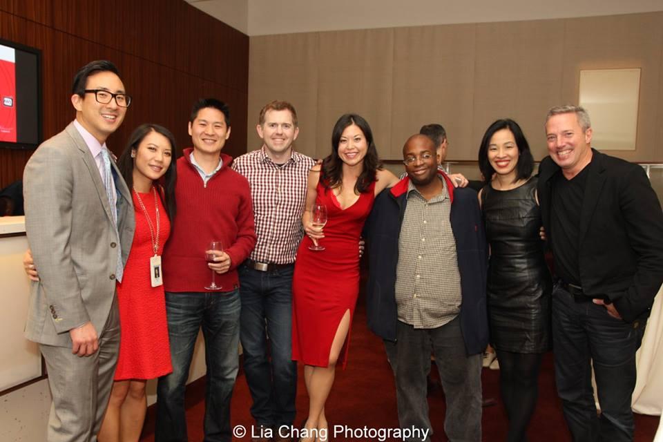 Film Lab October 2015 Group Shot at Time Warner