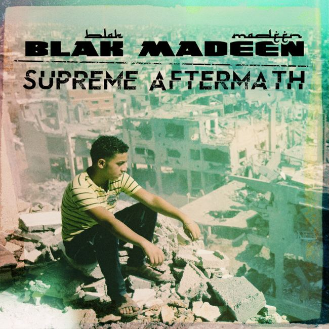 Blak Madeen - Supreme Aftermath