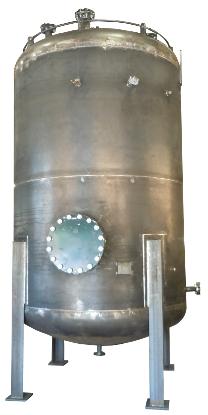 ASME Pressure Vessel_Ammonia Tank_BEPeterson